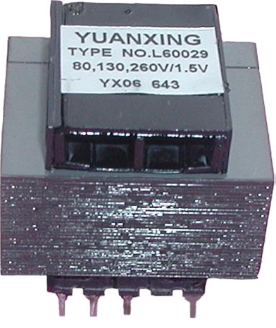 Lamination Voltage Transformer
